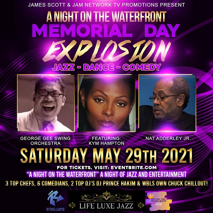 'A Night On The Waterfront' A Night of Jazz and Entertainment image