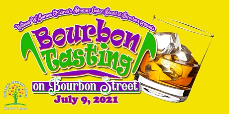 CAC Board of Directors presents  Bourbon Tasting on Bourbon Street tickets