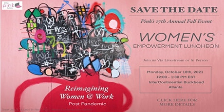 PINK's 17th Annual Fall Empowerment Event tickets