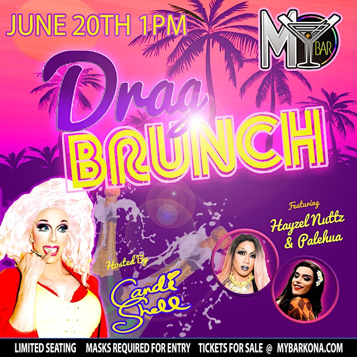 """DRAG BRUNCH """"CHURCH"""" with CANDI SHELL! image"""