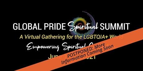 Global Pride Spiritual Summit tickets