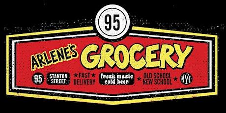 Toy Machine, Matt Barouch, Tess Elena, Deaf People at Arlene's Grocery tickets