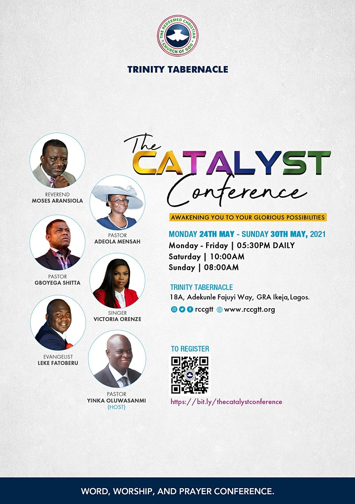 The Catalyst Conference image