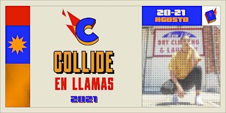 Congreso Collide en Llamas tickets