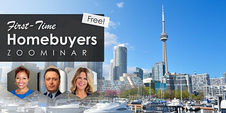 First-Time Home Buyers ZOOMinar Workshop 2021 tickets