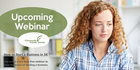 How to Start a Business in SK tickets