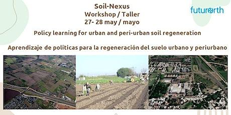 Workshop Policy Learning-Day 1/Taller Aprendizaje Políticas Públicas -Día 1 entradas