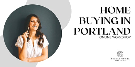 Home Buying In Portland tickets