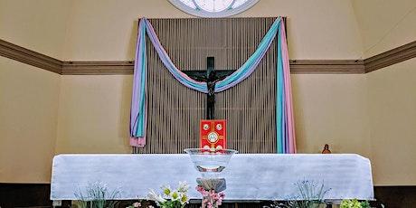 Sacred Heart Holy Mass May 23 tickets