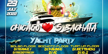 Chicago ❤️'s Bachata Yacht Party tickets