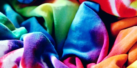 Totally Tie Dye Summer Camp (AGES:  9-14) tickets