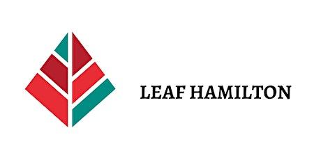LEAF HAMILTON'S KICK-OFF COOK-OFF tickets
