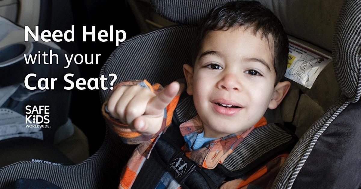 Child Passenger Safety Seat - Virtual Inspection