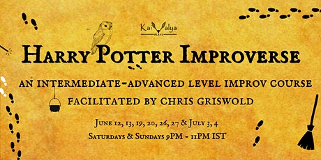 Harry Potter Improverse - An Online Improv Theatre Course tickets