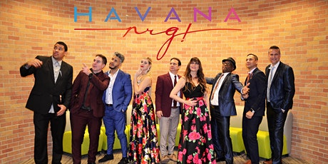Havana NRG! at Legacy Hall tickets