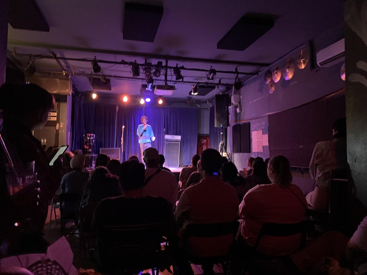 Rock Lobster (Comedy Show) image