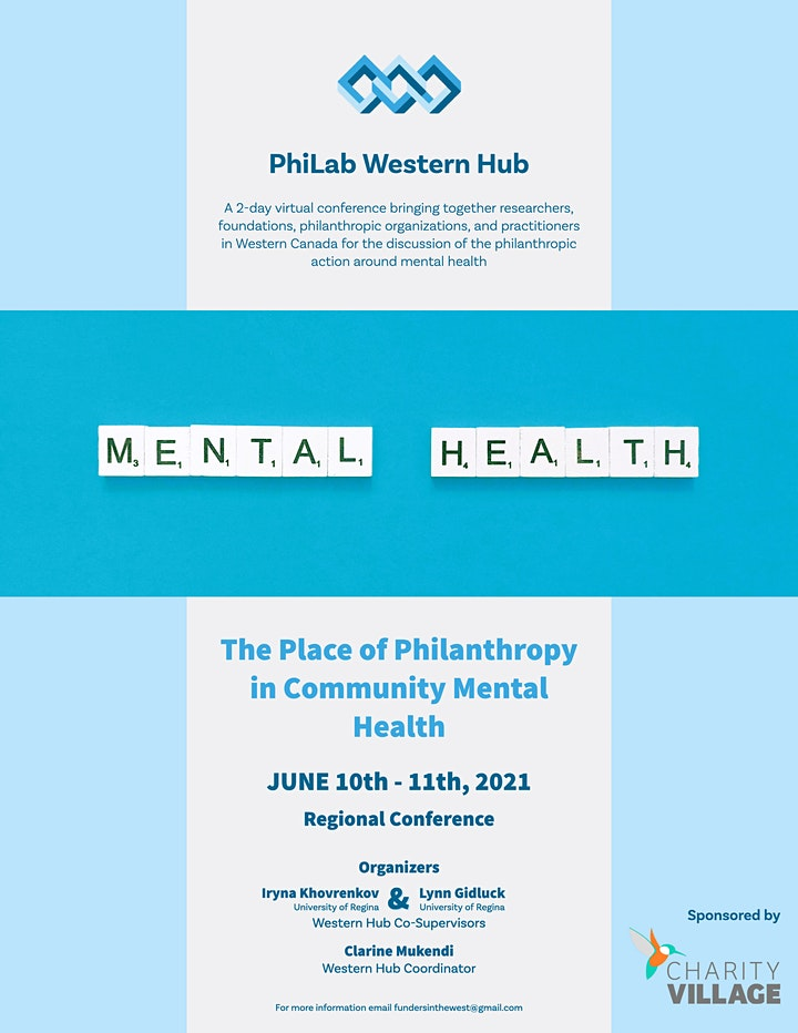 The Place of Philanthropy in Community Mental Health image