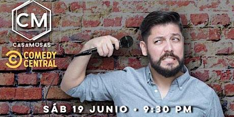 Luiki Wiki | Stand Up Comedy | Toluca boletos