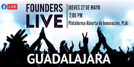 Founders Live Guadalajara 11ma edición boletos