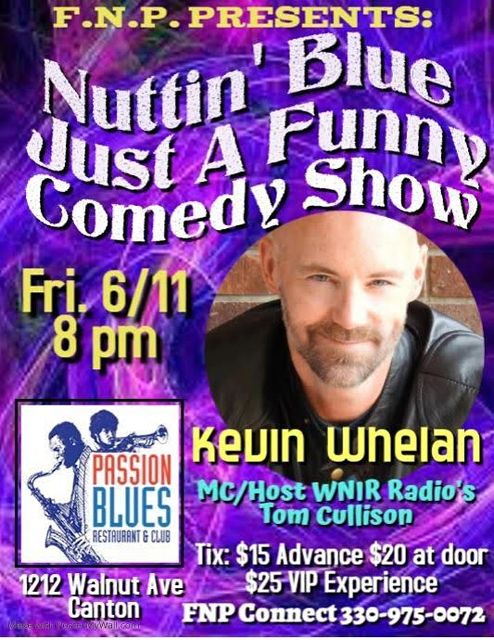 Nuttin Blue, Just A Funny Comedy Show image