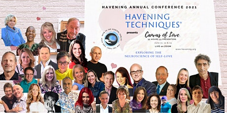 Havening Annual Conference 2021 - CANVAS OF LOVE tickets