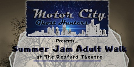 Summer Jam Adult Walk at The Redford Theatre tickets