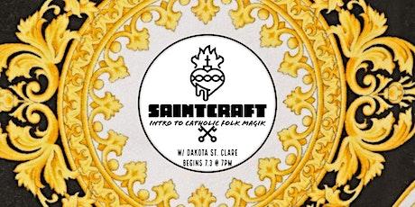 Saintcraft: Catholic Folk Magik billets