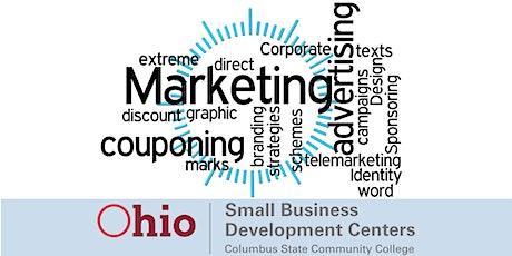 Marketing Plan Workshop tickets