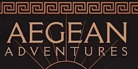 Odyssey: Aegean Adventures tickets