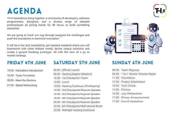 Health Tech 2021 – Virtual Hackathon image