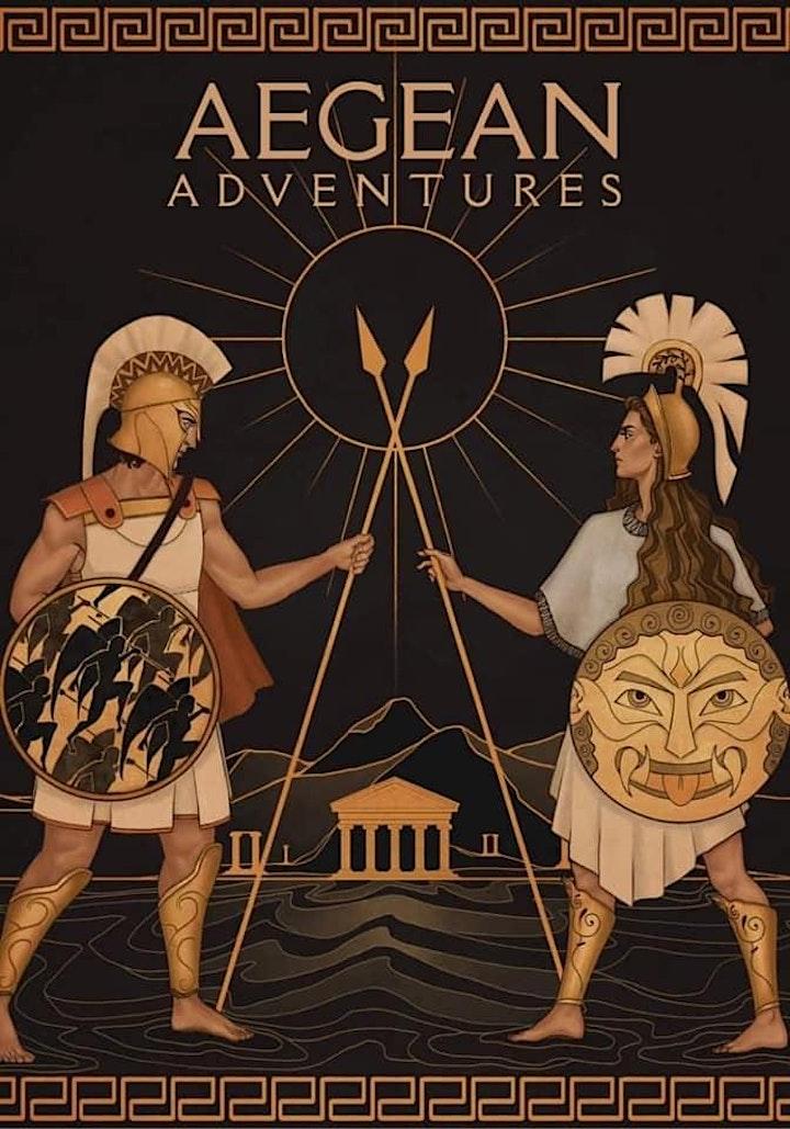 Odyssey: Aegean Adventures image