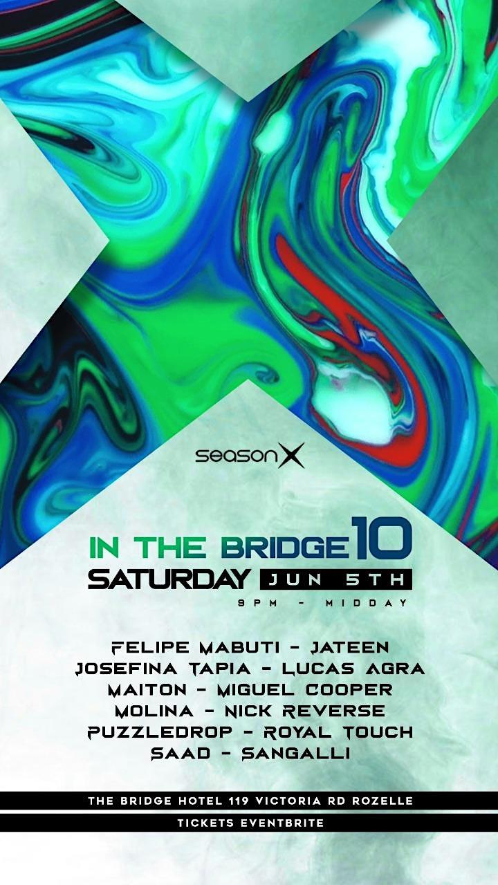 Season X in the Bridge #10 image