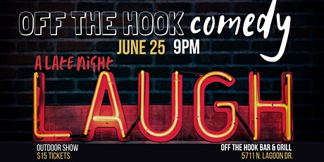 Off the Hook Comedy! Ft. Sean Patton tickets