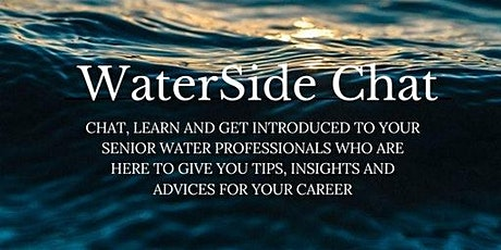 Waterside Chat - Graduate students edition! tickets