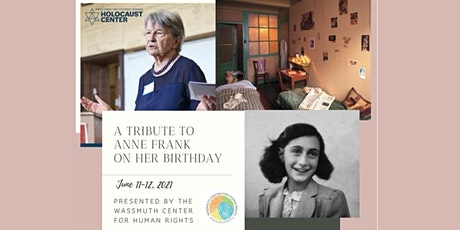 A Tribute to Anne Frank on Her Birthday tickets
