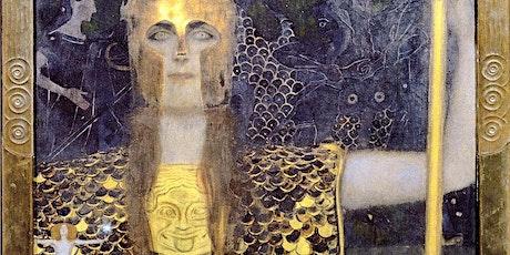 Gustav Klimt entradas