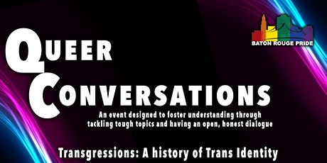 Queer Conversations: Transgressions tickets