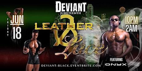 Deviant BLACK tickets