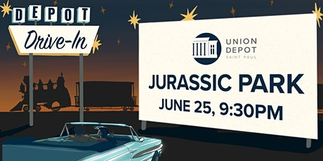 Jurassic Park Drive-in Movie at Union Depot tickets