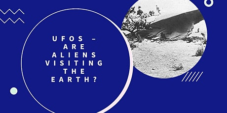 Astro-Chat: UFOs - are aliens visiting the Earth? tickets