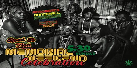 ROAD TO ZION MEMORIAL WEEKEND CELEBRATION tickets