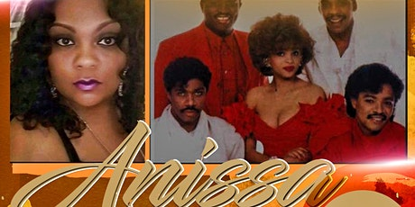 Anissa Sings Atlantic Starr tickets