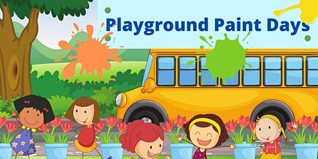 Playground Paint Days billets