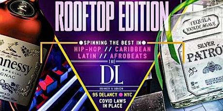 Hip Hop & Caribbean Sunday Rooftop Brunch tickets