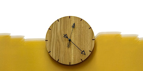 Wooden Clock Craft (6 to12 years) at Epping Library tickets