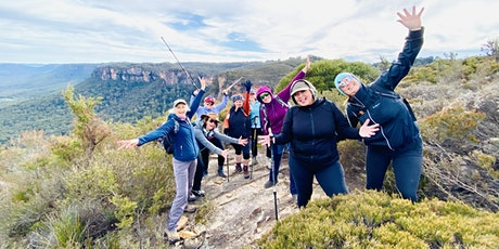 Women's Blue Mountains Adventure & Yoga Escape // August 20th -22nd tickets