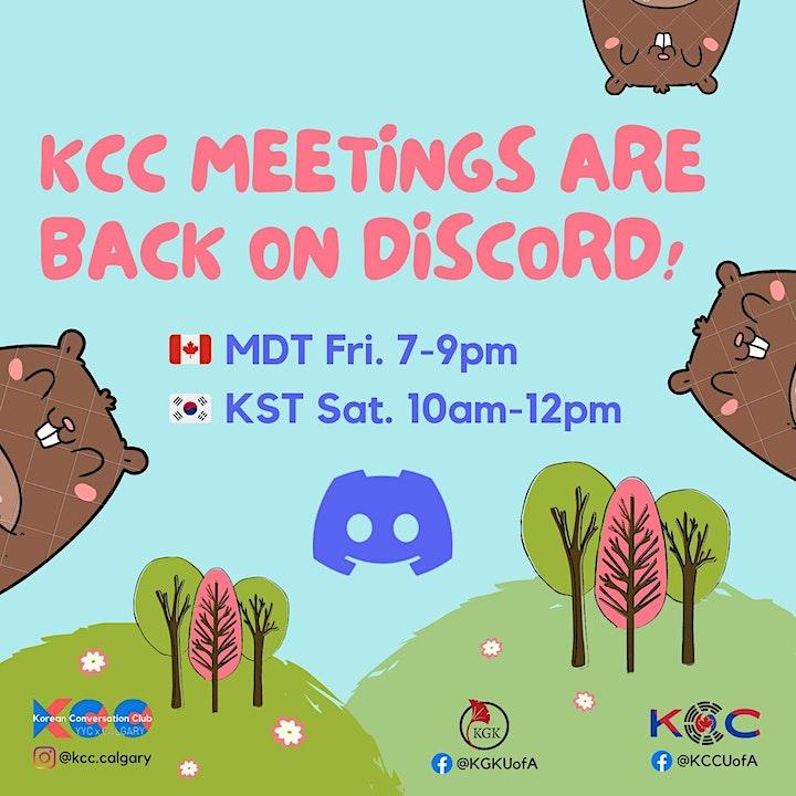 Free Online Korean-English Conversation Exchange Calgary-Edmonton/Alberta image