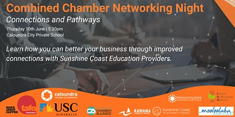 Combined Chamber Networking Night tickets