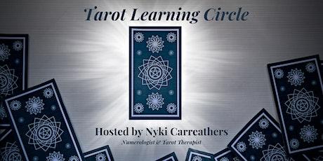 Tarot Learning Circle tickets