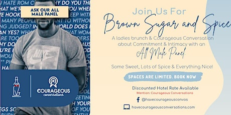 Brown Sugar & Spice For Ladies Only Brunch tickets
